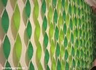 Monsoon green theme party decor