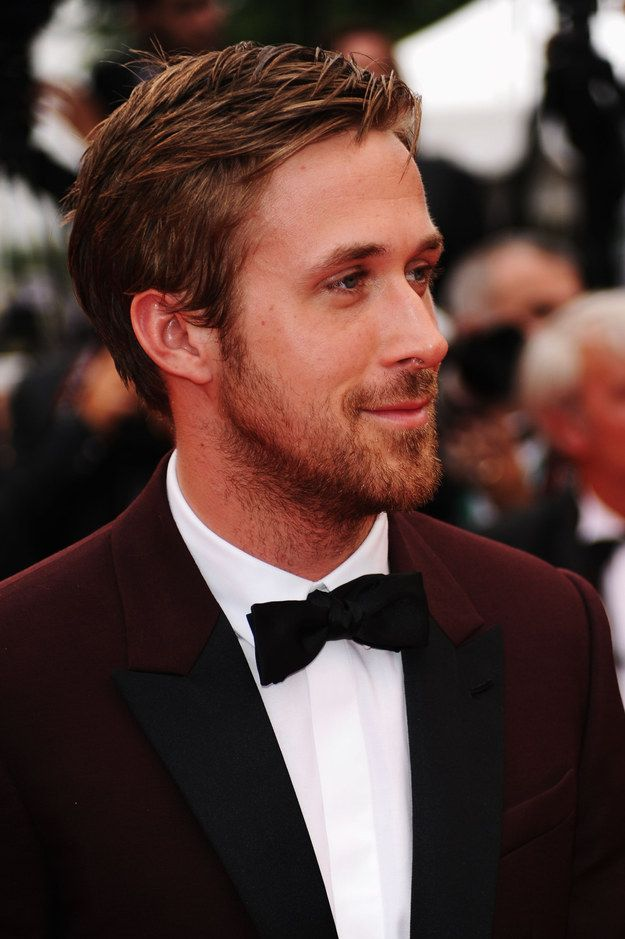 When his jawline was covered in stubble and made out of pure steel. | 17 Times Ryan Gosling Made You Almost Forget How To Breathe