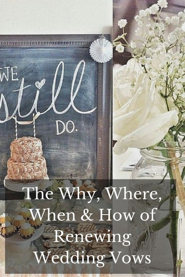 195 Best Images About Vow Renewals On Pinterest