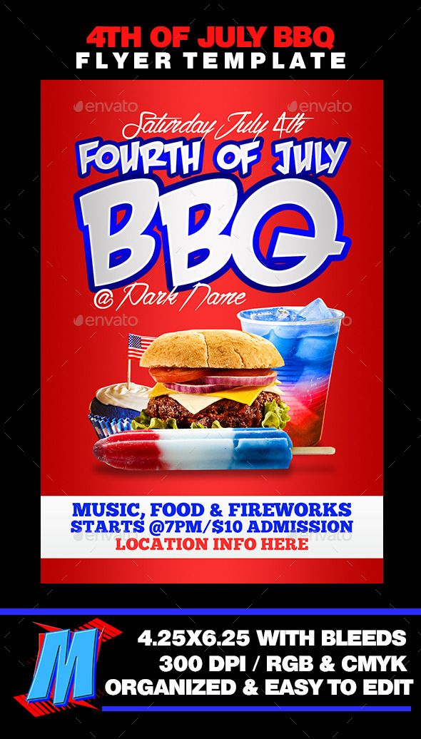 96 best Food Flyers images on Pinterest Flyer template, Flyer - bbq flyer