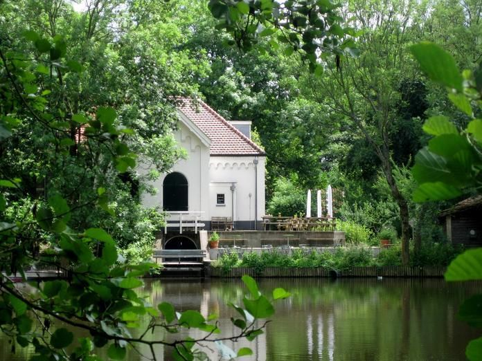 Ultimate hidden gem; a jenever distillery in an old polder pump in Amsterdam http://www.nwediep.nl/