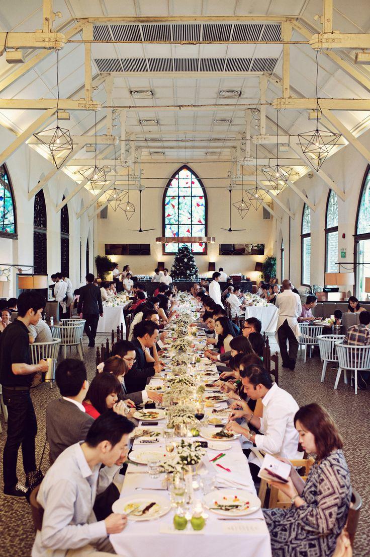 A Simply Elegant Singapore Wedding at The White Rabbit: Elgin and Kai
