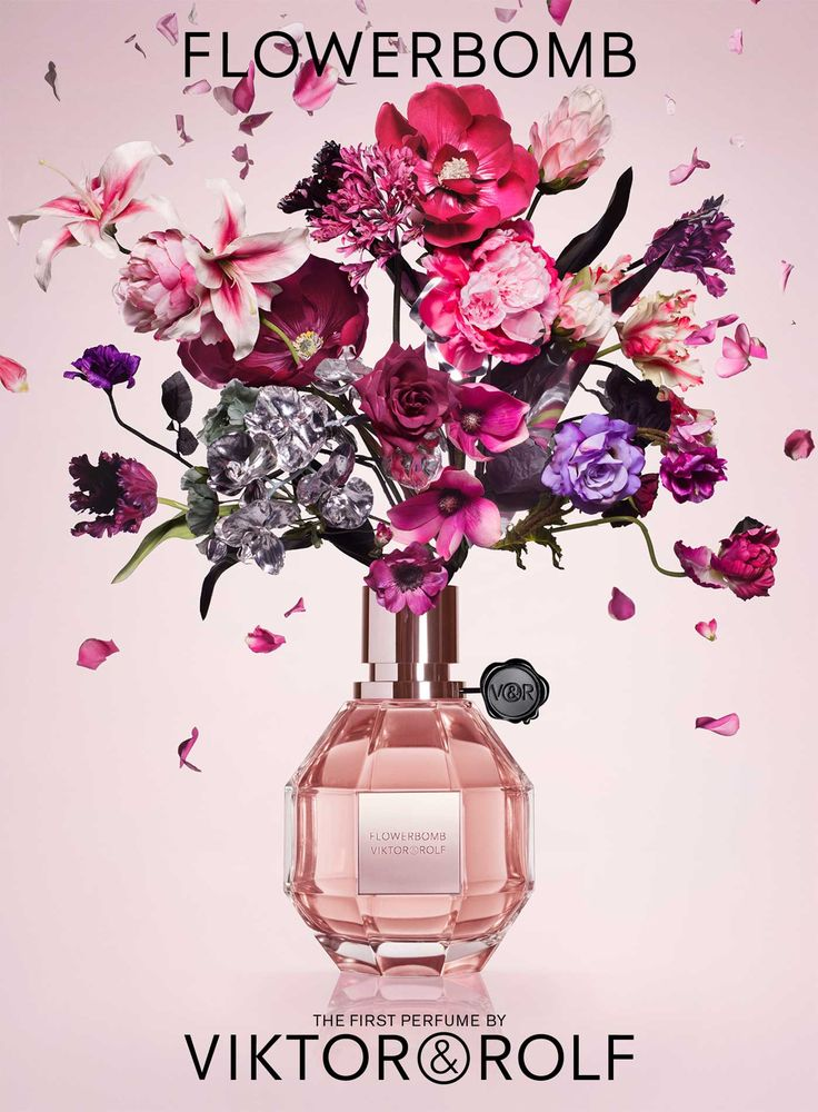 Viktor Rolf Flowerbomb Bloom... - Top notes: mandarin, pomegranate - Heart: rose, jasmine, freesia, liquid air - Base: woody notes