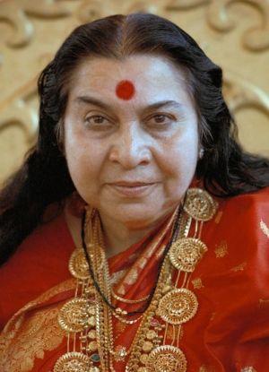 shri gauri   Shri Mataji Nirmala Devi - Shri Gauri Puja, New Zealand, 1991