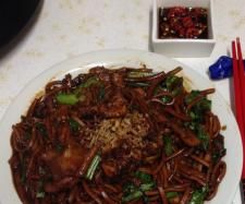 Recipe Fried Noodles (Hokkien Mee- KL Hawker Style) by Shirley Ng-Teh - Recipe of category Pasta & rice dishes