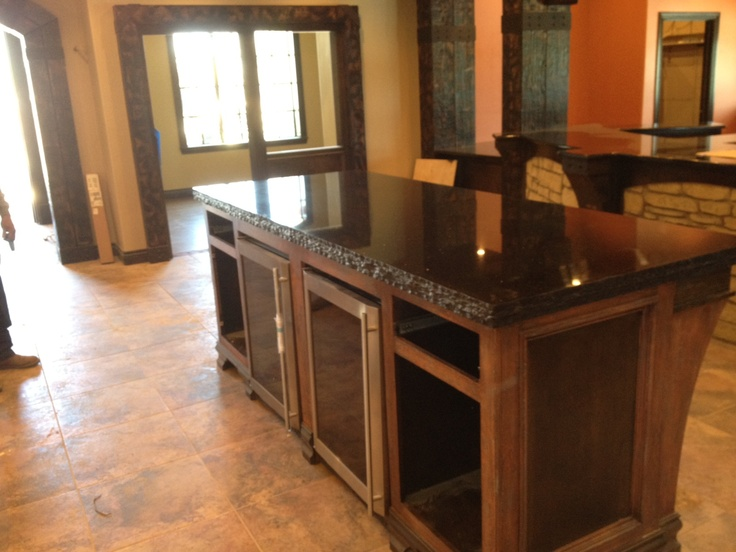 Black Granite Kitchens Pictures