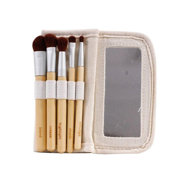 Ecotools Eye Brush Set 6 pce