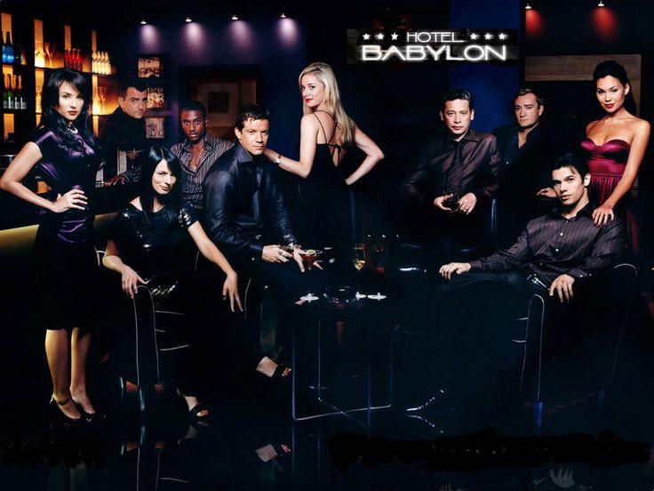 Hotel Babylon tv series