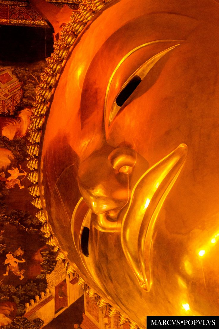 https://flic.kr/p/21cZw4q | Wat Pho | Título: Wat Pho.  Autor: Marcus Populus.  Lugar: Wat Pho, Bangkok, Thailandia.  Cámara: SONY SLT A65V.  f/5.6, 1/50s, ISO 1600, 110mm.