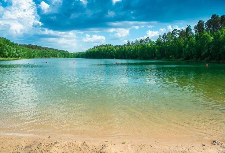 Озеро «Глубокое» Казань