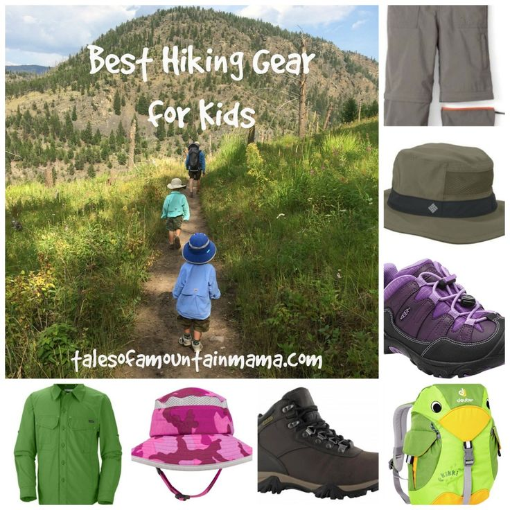 Best Hiking Gear for Kids + Giveaway | Tales of a Mountain Mama