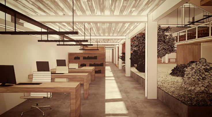 Intek #Oficinas #offices #corporate