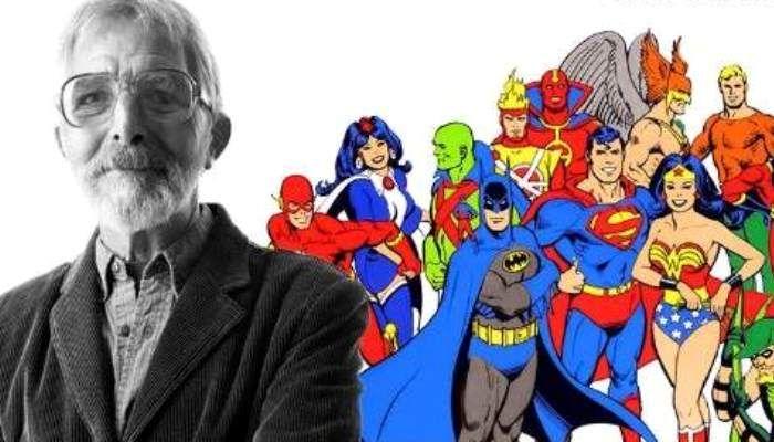 Quadrinista que revolucionou a DC Comics vem ao Brasil   Universo Retro