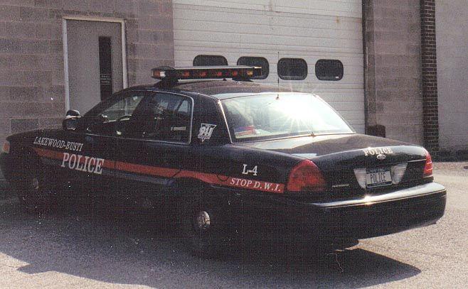 Lakewood/Busti Stop DWI Unit. Lakewood NY