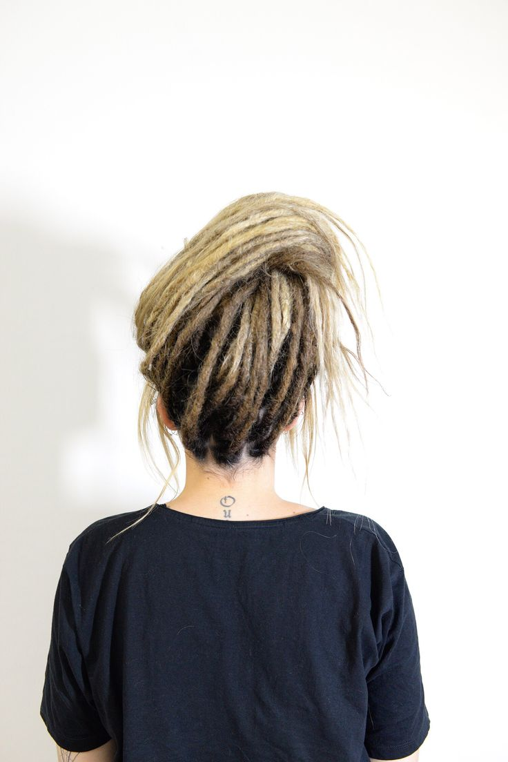 Is this the day that you will learn to to a new dreadlock updo? Go over to http://dreadstuff.com and learn a new style today!