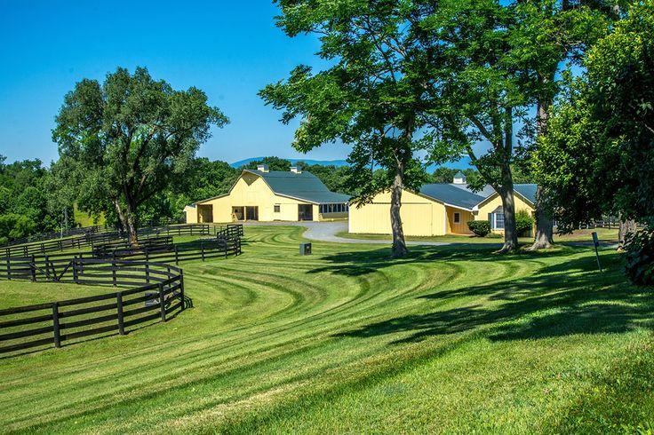 Thomas Talbot Exclusive Real Estate Middleburg Virginia - Destinaire Farm