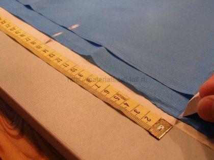 Мастер-класс: раскраиваем деликатные ткани