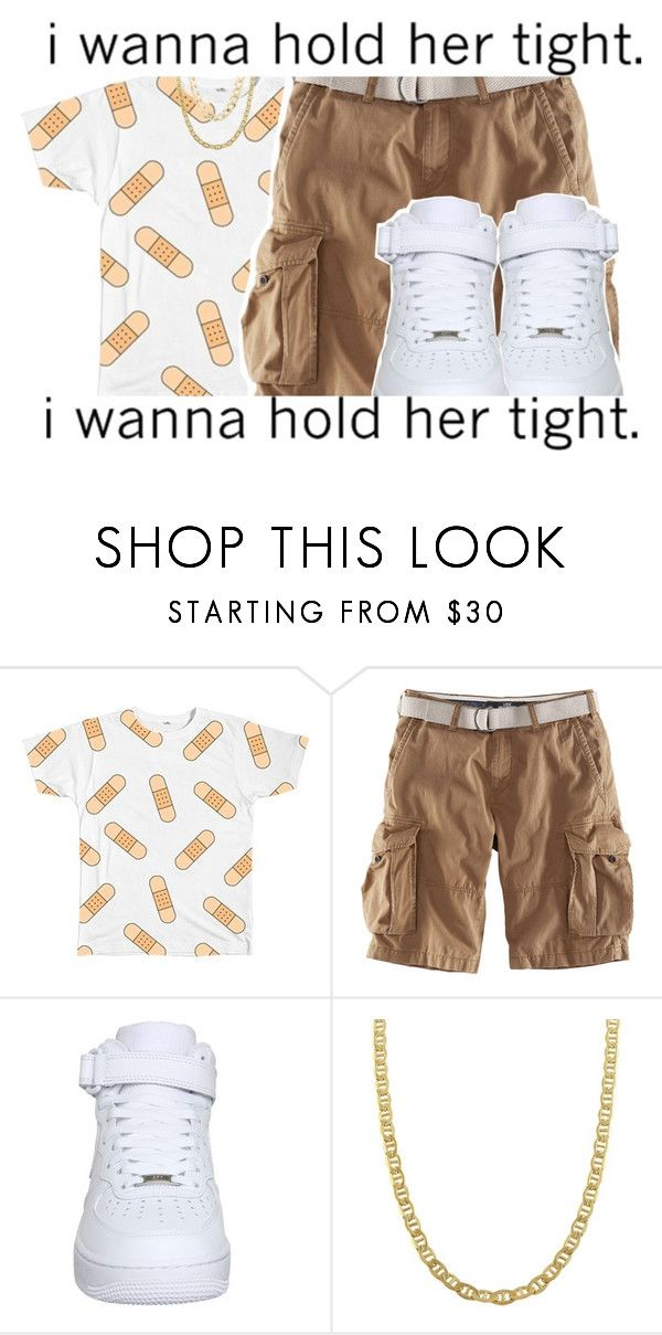 """""""1:59 a.m.✨"""" by grandpamaddz ❤ liked on Polyvore featuring H&M, NIKE, Fremada and Charlotte Russe"""