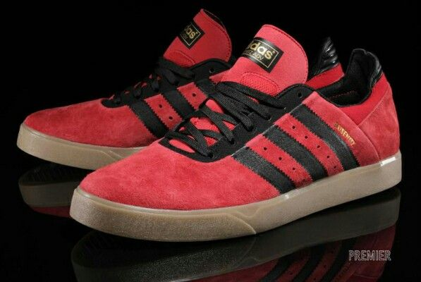 adidas hamburg red and black