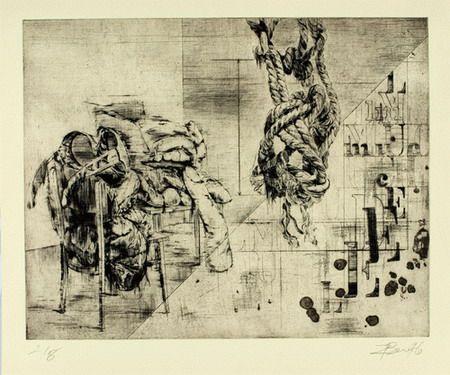 Zdeněk Beran drawing