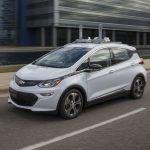 Albatross : le projet de voiture autonome de General Motors