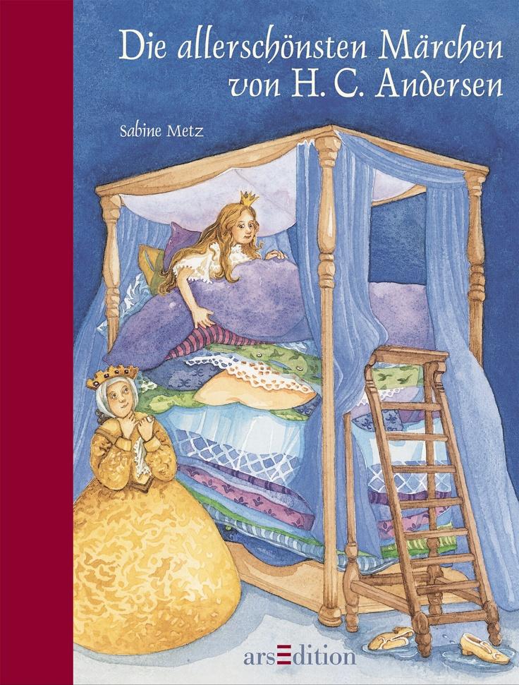 Die allerschönsten Märchen von H.C. Andersen/ The princess and the pea