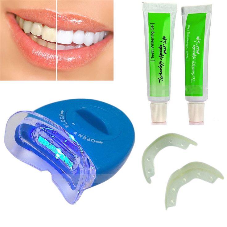 Original Luz Blanca Blanqueamiento Dental Para Blanquear Los Dientes Gel Blanqueador Dental Blanco Diente Blanqueador blanqueamiento Dental Blanqueamiento dental Lámpara
