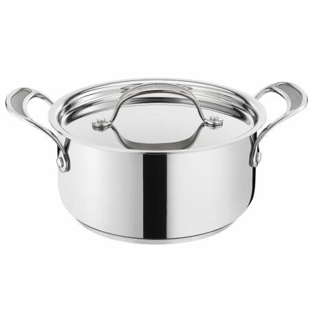 Jamie Oliver pot from Tefal, 24 cm  Check it out on: https://tjengo.com/ovn-komfur/286-tefal-gryde-24-cm.html
