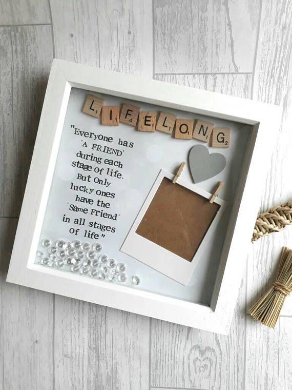 best friend frame gift