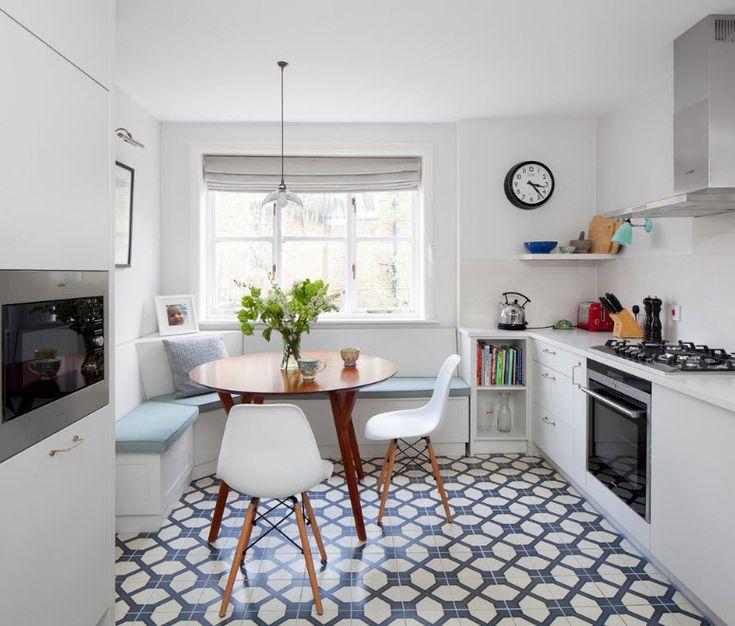 Идеи дизайна кухни 10 кв. метров - 75 фото - Look at Home