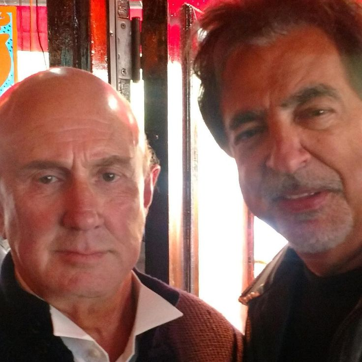 Alex Dana and @real_joemantegna celebrating together for Joe's Street dedication in Chicago today!  Rosebud Restaurants group congratulates Joe on this great achievement and we are very happy for him!  Two Chicago legends that have shaped the city's culture and bolstered the Italian community!  #Chicago #Delicious #Italian #Celebrity #joemantegnaway http://tipsrazzi.com/ipost/1506880525913481470/?code=BTpg9rCBuD-