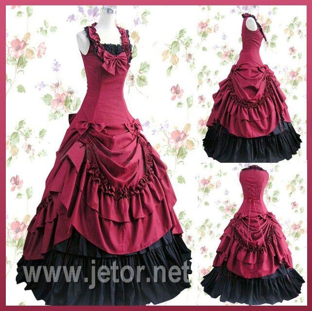 die besten 25 viktorianisches kleid ideen auf pinterest viktorianische kleider. Black Bedroom Furniture Sets. Home Design Ideas