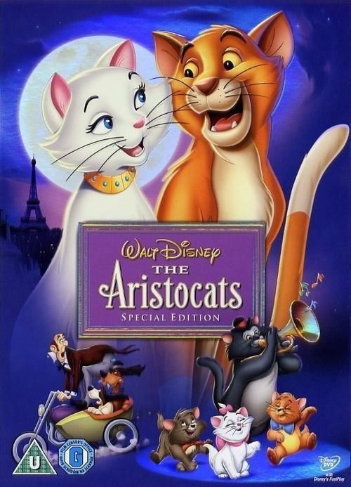 The Aristocats Special Edition (DVD, 2008) #DVD #Movies