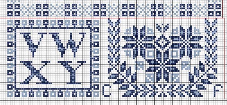 gazette94: free pattern, Part 7