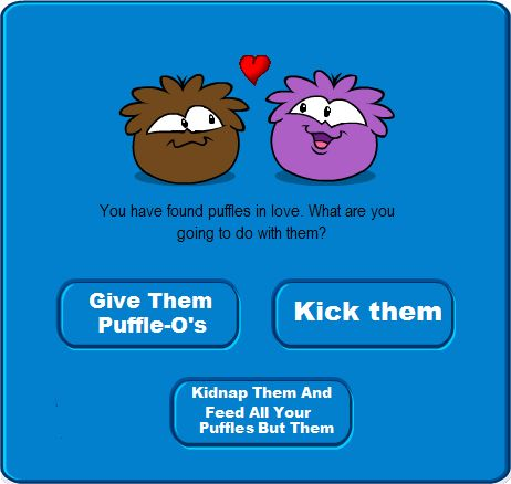 Free Puffle Codes On CP | Club Penguin Puffle Love 1 by ~ttcptsfan on deviantART