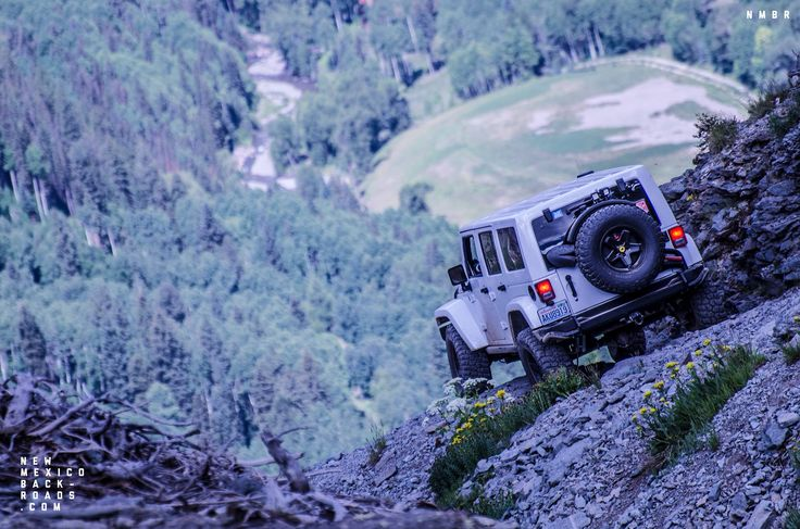 AEV Jeep Black Bear Pass Colorado