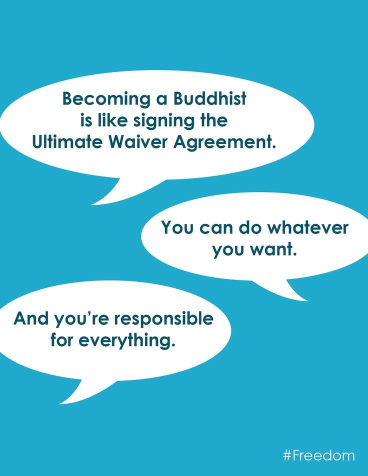 Buddhister i vesten er først og fremst på en meditasjonsbevegelse. Dette kan ha noe med at mange er opptatt av personlig utvikling.