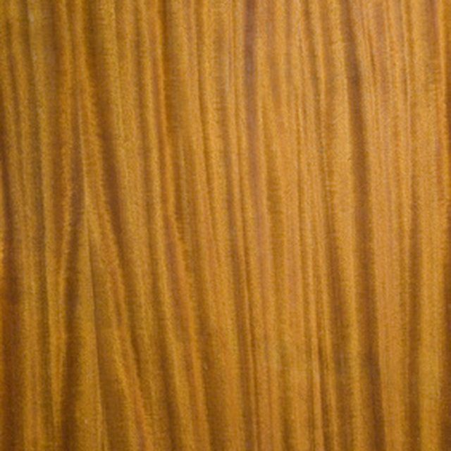 Don't be afraid to paint veneer particle board.