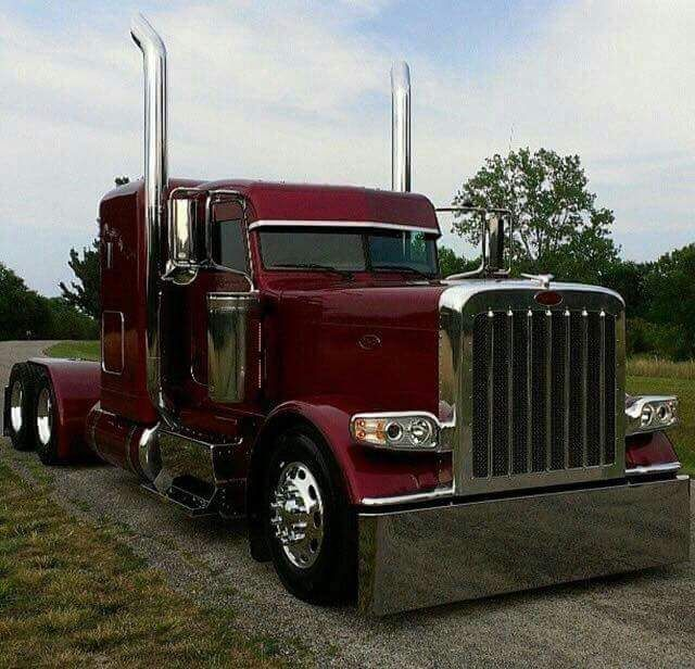 Peterbilt custom 389 | Custom BigRigs | Pinterest | Peterbilt