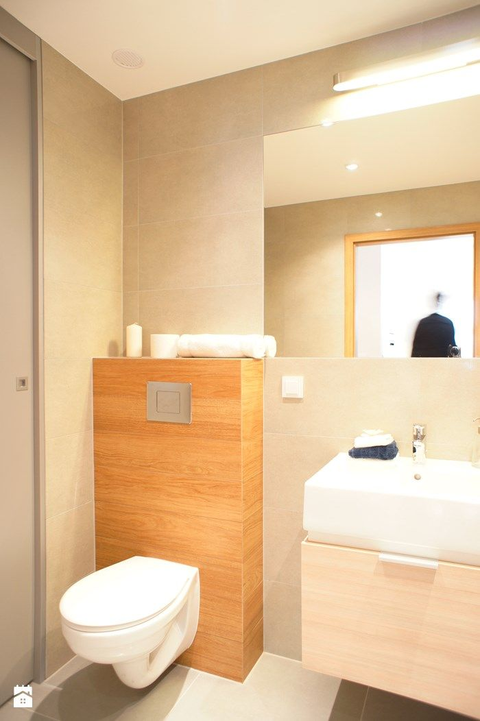 Łazienka styl Nowoczesny - zdjęcie od Monika Kowalczyk Home Design - Łazienka - Styl Nowoczesny - Monika Kowalczyk Home Design