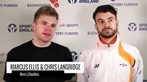 Marcus Ellis and Chris Langridge