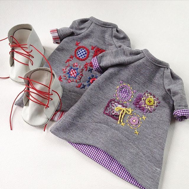 Сделано на заказ. #одеждадлякукол #кукольнаямода #модно #стильно #декор #декородежды…