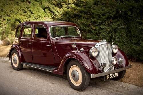 Rover 16 (1947) on Car And Classic UK [C456221]