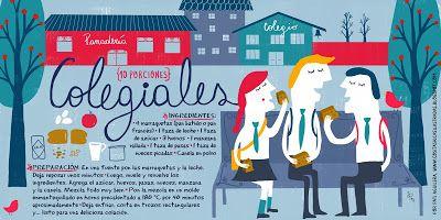 Cositas Ricas Ilustradas por Pati Aguilera