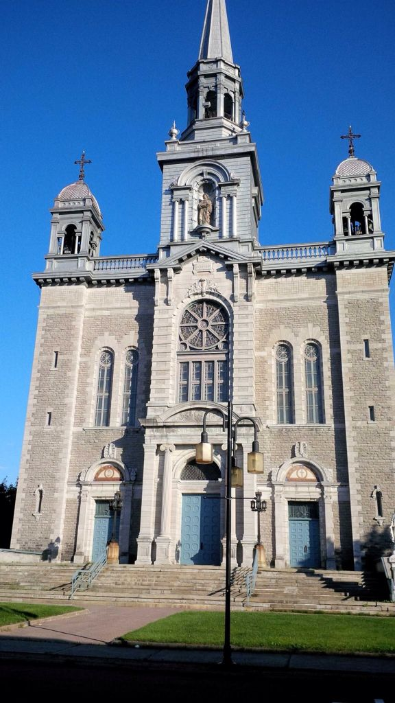 Église Saint-Paul in Grand-Mère, QC.