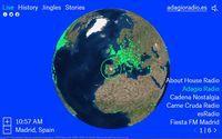 Radio Garden es una increíble aplicación web gratuita para escuchar miles de emisoras de radio de todo el mundo, localizadas sobre un mapa 3D.