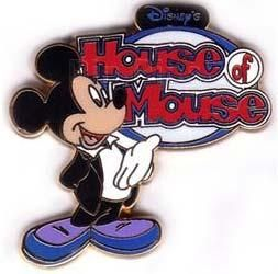 100 Years of Dreams #98 - Disney's House of Mouse
