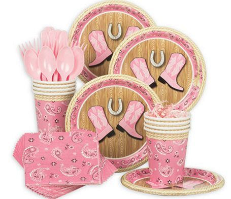 Cowgirl Birthday Party Theme -birthday party for kids.com