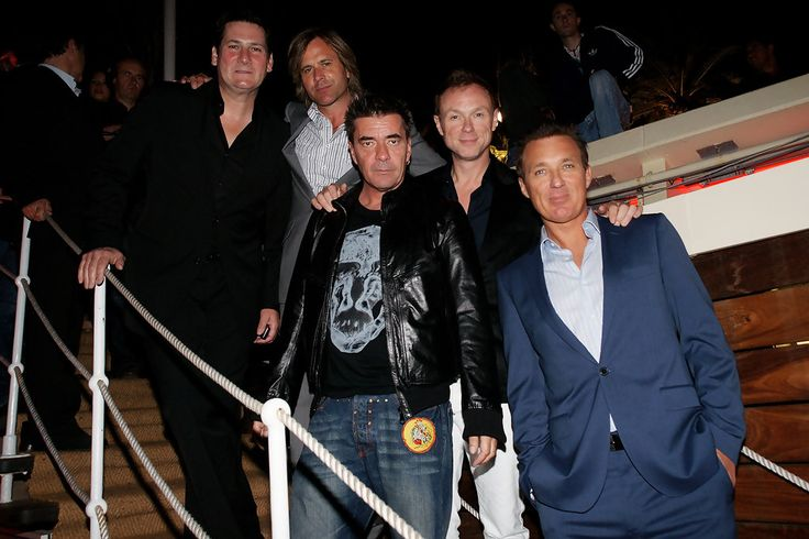 Martin Kemp Photos Photos - (L-R) Tony Hadley, Steve Norman, John Keeble, Gary Kemp and Martin Kemp attend the Spandau Ballet Party held at the Nikki Beach during the 62nd International Cannes Film Festival on May 18, 2009 in Cannes, France.  (Photo by Dave Hogan/Getty Images) * Local Caption * Tony Hadley;Steve Norman;John Keeble;Gary Kemp;Martin Kemp - Spandau Ballet - 2009 Cannes Film Festival