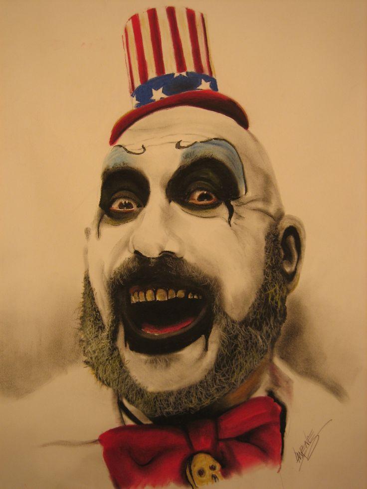 Captain Spaulding - The Devil's Rejects